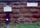 Link to milepost and No Mooring sign